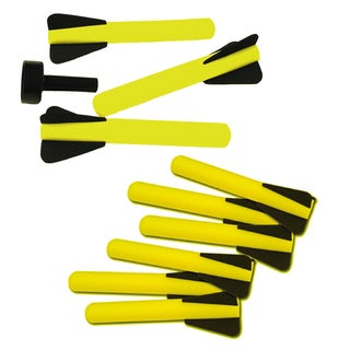 Water Sports Rocket Launcher Adapter and 6 Rockets