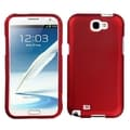 MYBAT Titanium Solid Red Protector Case for Samsung� Galaxy Note 2