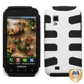 MYBAT White/ Black Fishbone Protector for Samsung i500 Fascinate