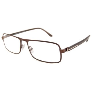 Tom Ford Readers Men's TF5201 Rectangular Reading Glasses