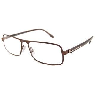 Tom Ford Readers Men's TF5201 Rectangular Reading Glasses
