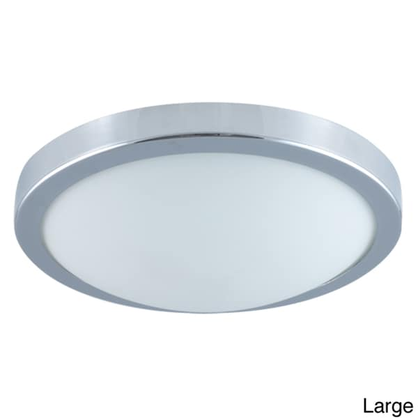 Jesco Moonlight Ceiling/ Wall Mount Light Dome Fixture