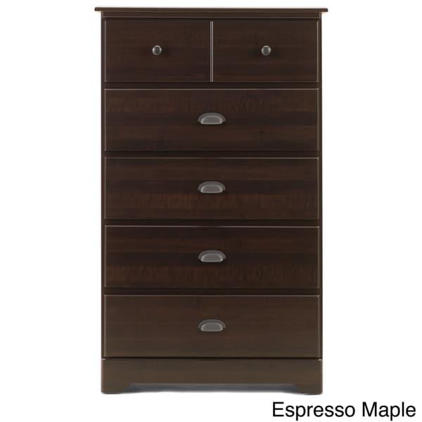 Tall 5-drawer Dresser Chest