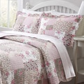 Molly Patchwork 3-piece Quilt Set