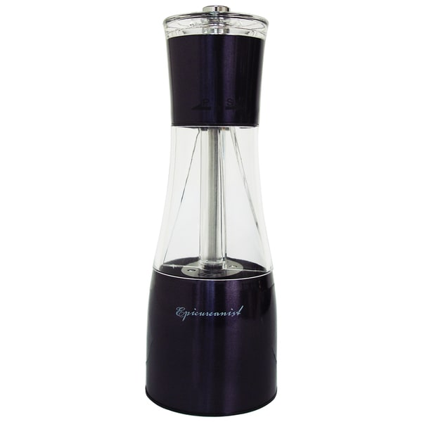 Epicureanist Divided Salt and Pepper Grinding Mill