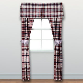 Tommy Hilfiger 4-piece Vintage Plaid Drape Set
