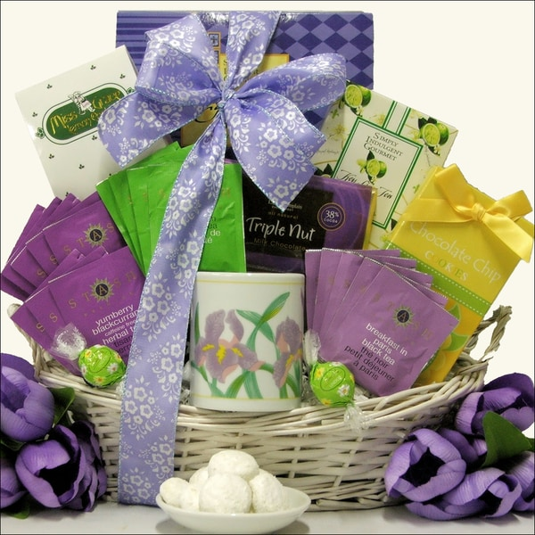 'It's Tea Time' Mother's Day Tea Gift Basket