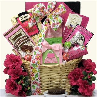 Mother's Day Chocolate and Sweets Gift Basket