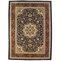 Ephesus Blue Indoor Area Rug (3'3 x 5')