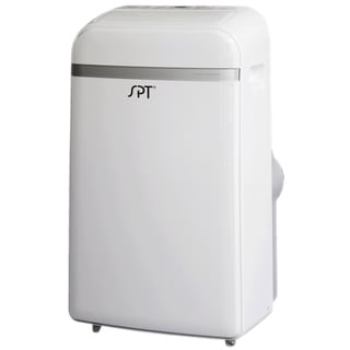 SPT 12,000 BTU Portable Heat/ Cool/ Dehumidify Air Conditioner with Remote