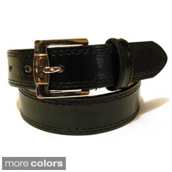 Boys' Genuine Leather Belt