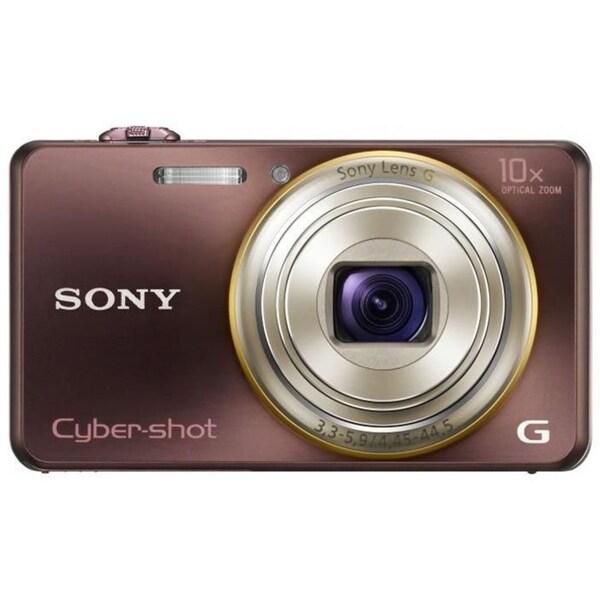 Sony Cyber-shot DSC-WX100 18.2MP Digital Camera