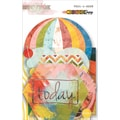 Color Me Happy Peek-A-Boo Transparencies 8/Pkg-Assorted Sizes