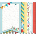 "Surprise! Mini Chipboard Album 7""-"