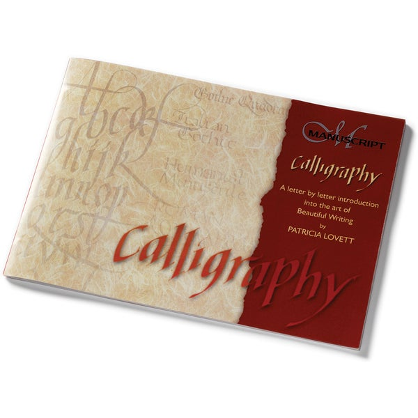 Manuscript Calligraphy Manual-Letter By Letter Introduction