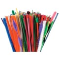"Chenille Stems 12"" 350/Pkg-Assorted"