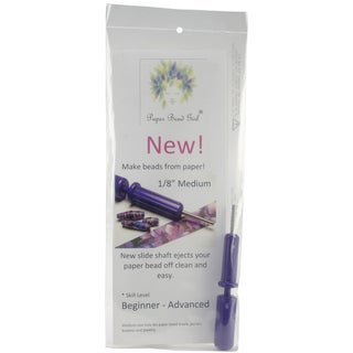 "Paper Bead Roller Pro 1/8"" W/Slide Shaft-Purple"