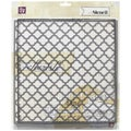 Designer Stencil 12X12in-Lattice