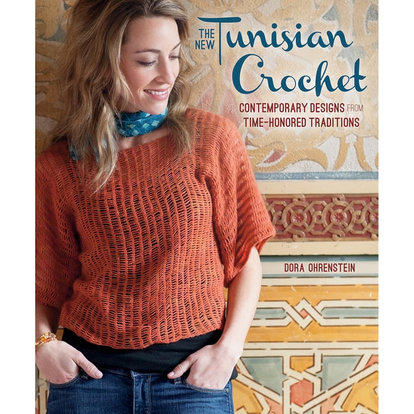 Interweave Press-The New Tunisian Crochet