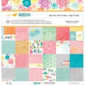 "Amy Tangerine Yes Please Paper Pad 12""X12"" 48/Sheets-24 Single-Sided Designs/2 Each"