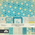 "Seasons Summer Collection Kit 12""X12""-"