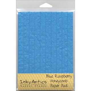 "Honeypop Paper 5""X7""-Blue Raspberry"