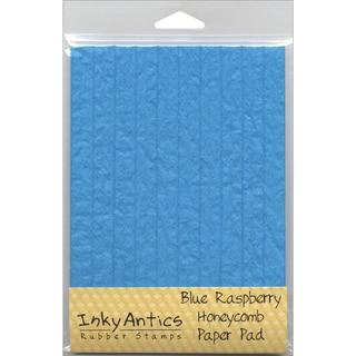 "Honeypop Paper 5""X7""-Blue Raspberry"