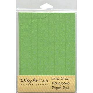 "Honeypop Paper 5""X7""-Lime Green"