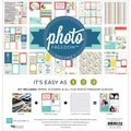 "Photo Freedom Volume 1 Collection Kit 12""X12""-"