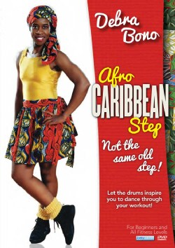 Afro Caribbean Step Aerobics with Debra Bono (DVD)