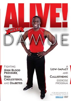 Alive! with Damue: Low Impact and Calisthenic Exercise (DVD)