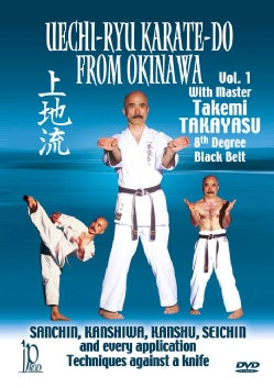 Uechi-Ryu Karate-Do from Okinawa: Vol. 1