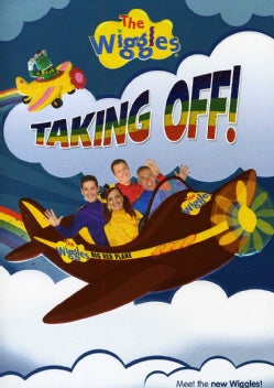 The Wiggles: Taking Off! (DVD)
