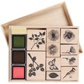 Martha Stewart Mounted Stamp Set-Nature