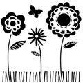 Claudine Hellmuth Studio Stencil Collection-Summer Garden