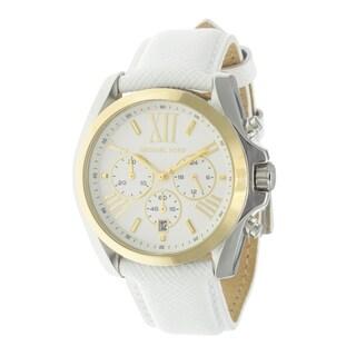 Michael Kors Women's MK2282 'Bradshaw' Chronograph Watch