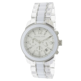 Michael Kors Women's MK5766 'Preston' Chronograph Watch