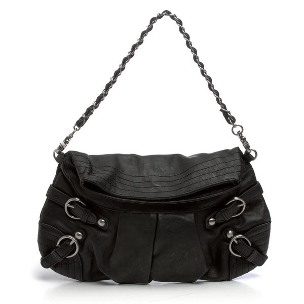 Joy Susan Black Mini Handbag