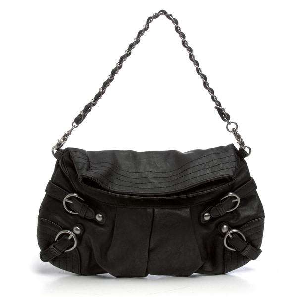 Joy Susan Black Mini Handbag