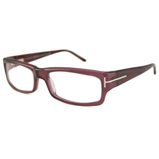 Tom Ford Readers Women's TF5137 Plastic Rectangular Reading Glasses