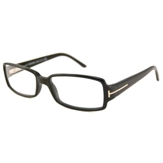 Tom Ford Readers Women's TF5185 Rectangular Black Reading Glasses