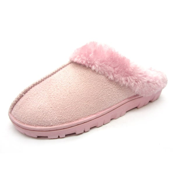 Blue Children's 'k-yola' Pink Slippers Icon