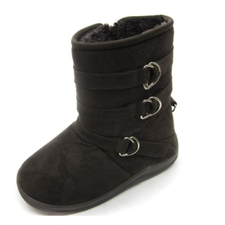 Blue Children's 'K-Katster' Brown Boots