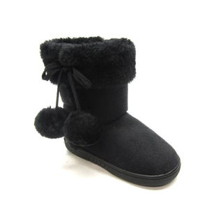 Blue Children's 'I-Haylster' Black Boots