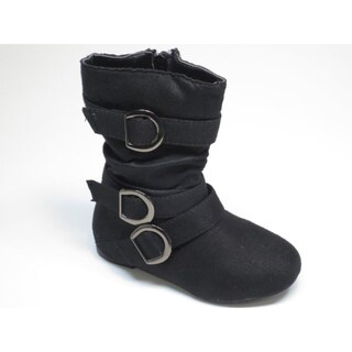 Blue Children's 'I-Satrena-3' Black Boots