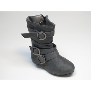 Blue Children's 'I-Satrena-3' Grey Boots