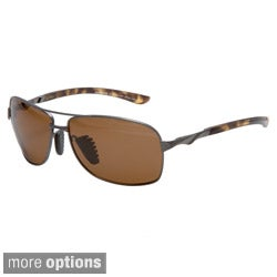 Pepper's Unisex 'Delta' Polarized Sunglasses