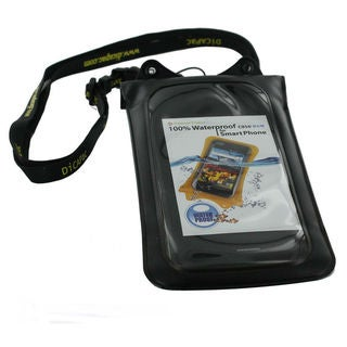 DiCaPac WPC1 Waterproof Case for Smartphones