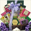 Indulge & Delight: Mother's Day Gourmet Snacks & Sweets Gift Basket