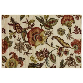 Simply Floral Anti-Fatigue Rug (2'6 x 3'9)